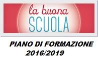 la buona scuola formazione 2016-2019