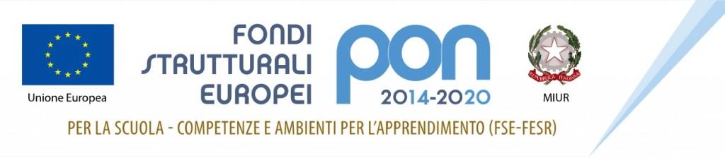 LOGO FONDI STRUTTURALI EUROPEI 2014-2020