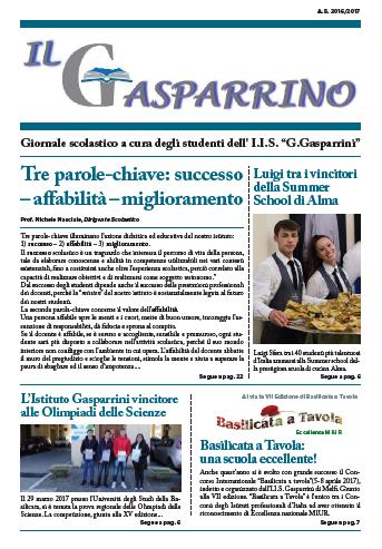 Il Gasparrino 2018